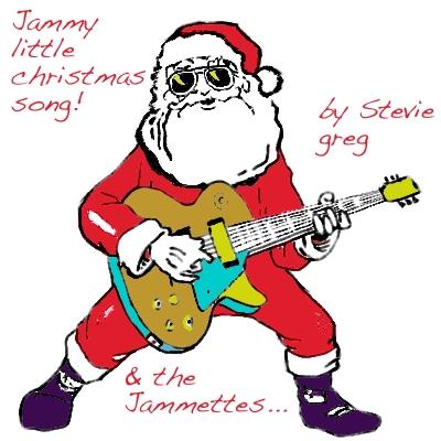 Jammy little Christmas