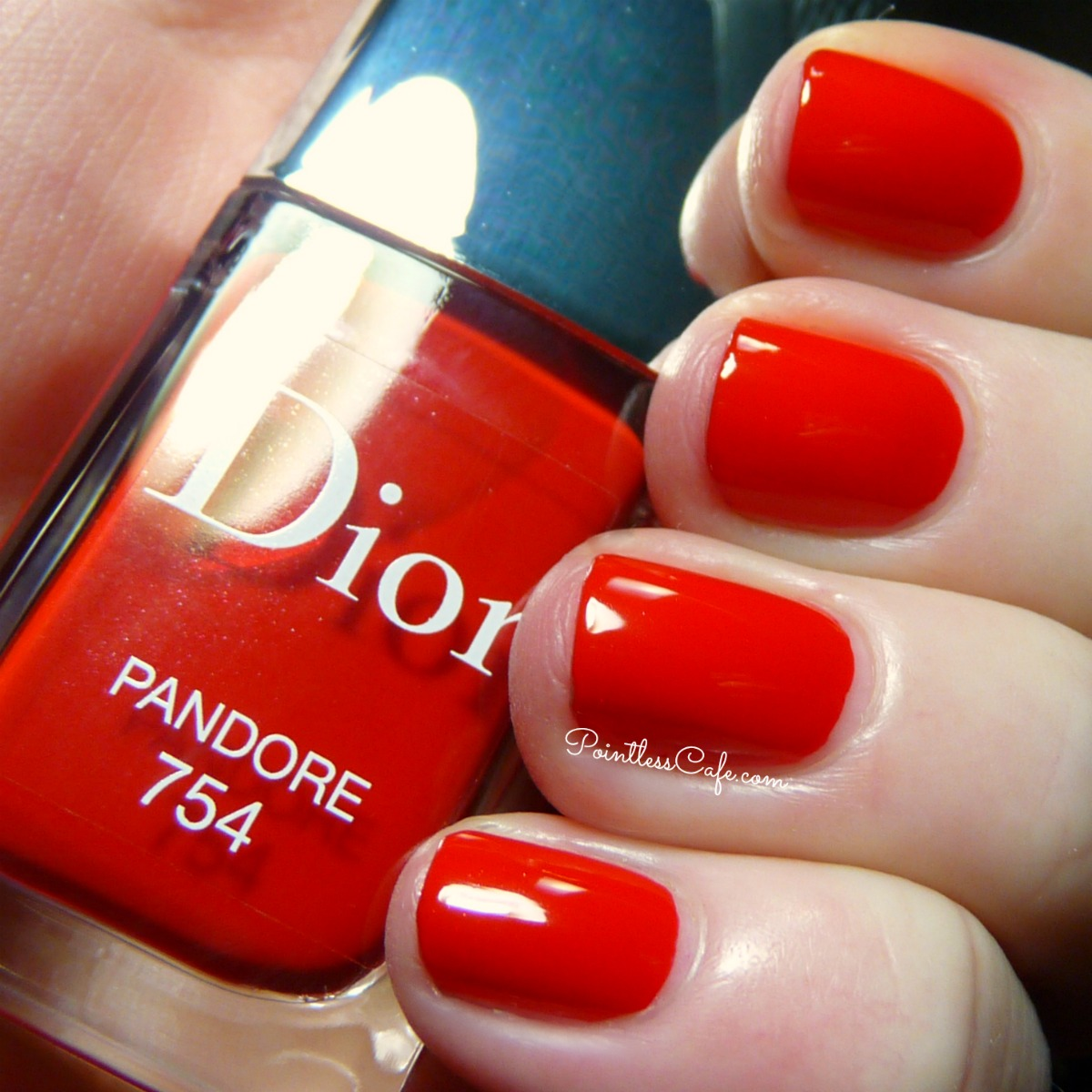 Dior Couture Color GelShine & Long-Wearing Nail Lacquer - Spring ...