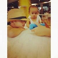 My Nephew ARFA & IZZ