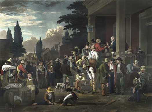 "Early Voting Part 2 >> The Public ""I"": 1828 - ALLS WELL THAT ENDS"
