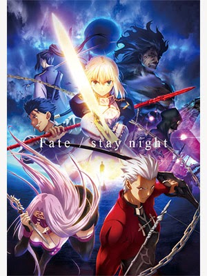 Fate/stay night: Unlimited Blade Works (TV) 3 sub espa�ol online