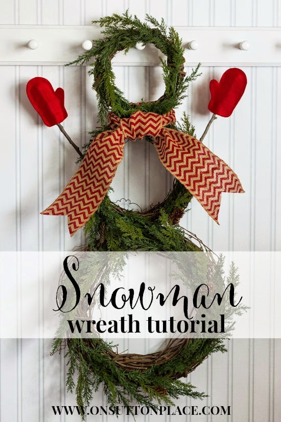 http://www.onsuttonplace.com/2014/12/diy-snowman-wreath-tutorial/