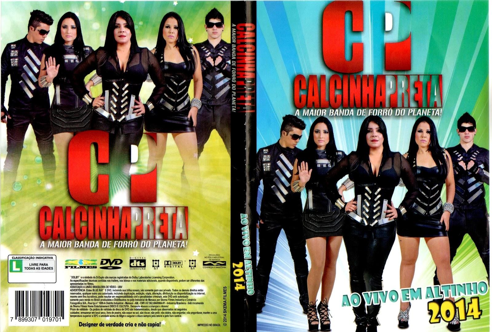 CAPAS X FILMES: CALCINHA PRETA AO VIVO EM ALTINHO 2014