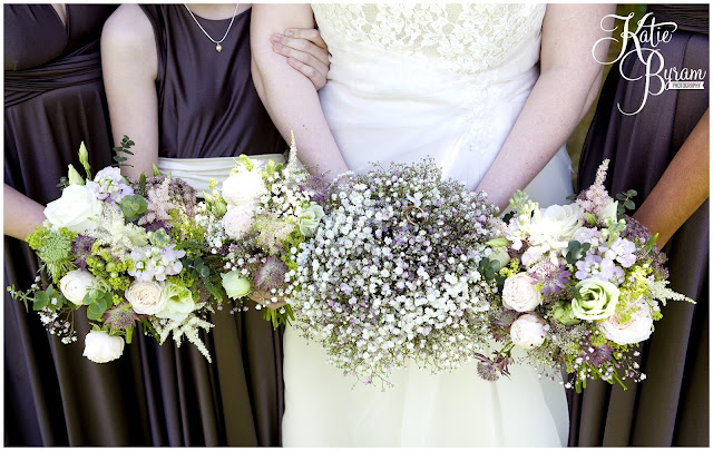 wildflower bouquets, gypsopilia, ellingham hall, ellingham hall wedding, northumberland wedding photographer, newcastle wedding photographer, ceremony signs, paper pom poms, quirky wedding photography, katie byram photography, diy wedding