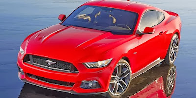 Ford Mustang 2014, Comes with New Concept