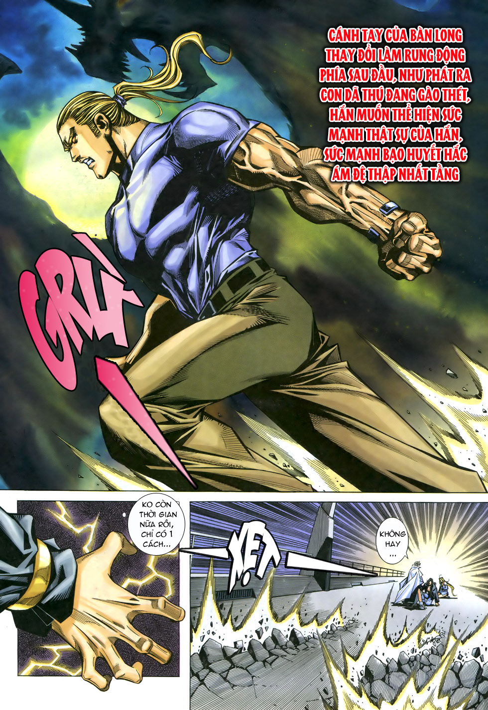 X Bạo Tộc chap 33 - Trang 29