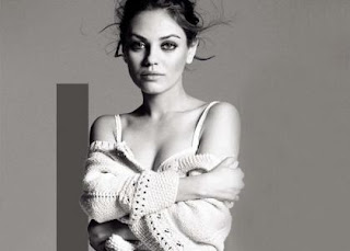 Mila Kunis Talks Firing Fears, Going with Her Gut » Gossip | Mila Kunis
