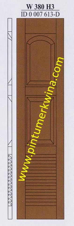 PINTU WINA TYPE W380 H3