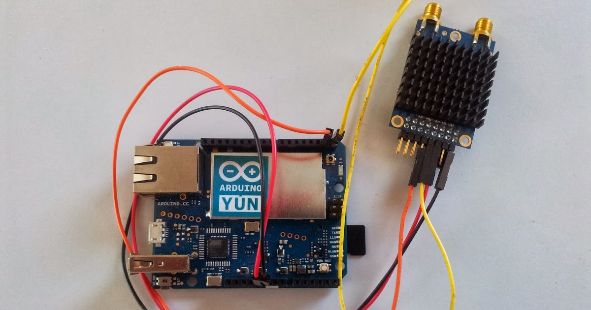 Enabling communications anywhere anytime arduino yun as
