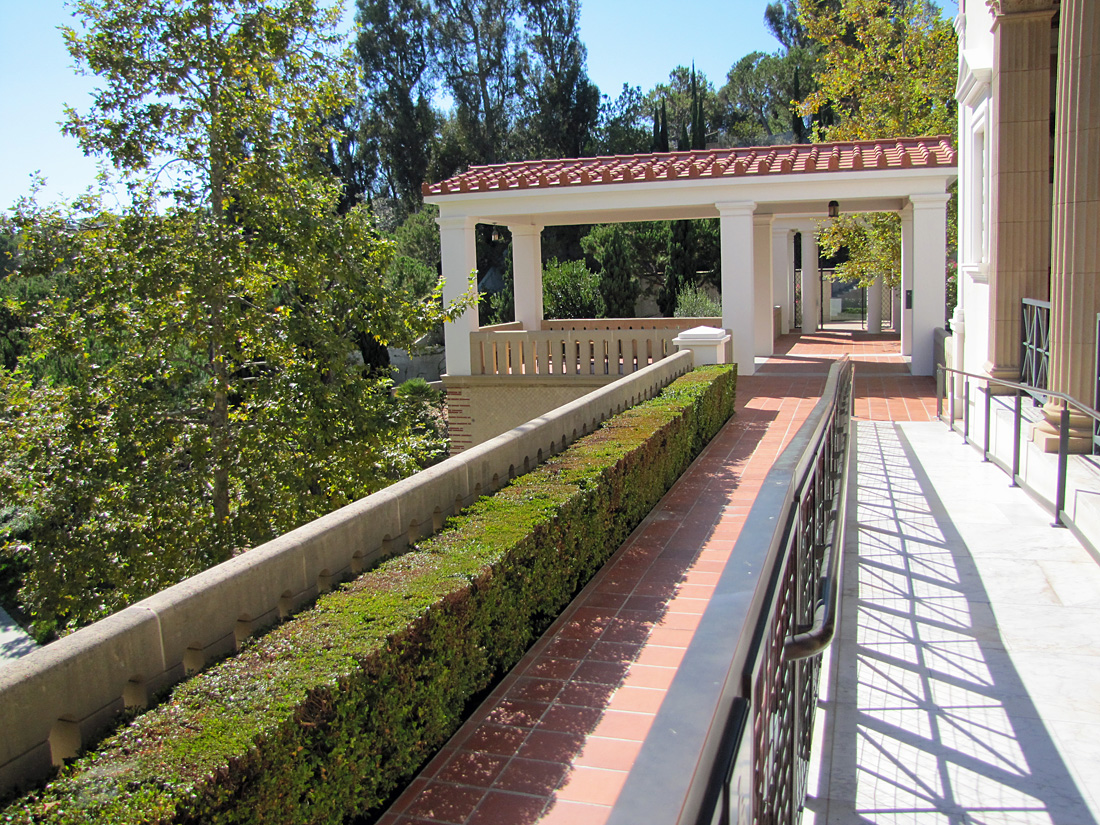 The Bell Curve Of Life Vacation 2015 Getty Villa Gardens