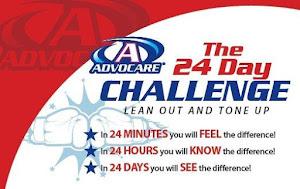 24 Day Challenge Info.