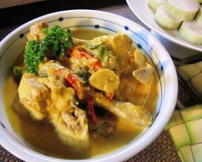 Resep Opor Ayam Spesial | Masakan Lebaran