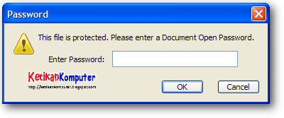 password membuka file pdf