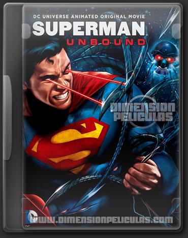 Superman Unbound (DVDRip Español Latino) (2013)
