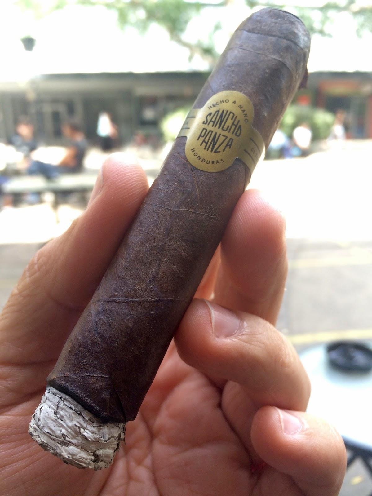 Sancho Panza Quixote cigar