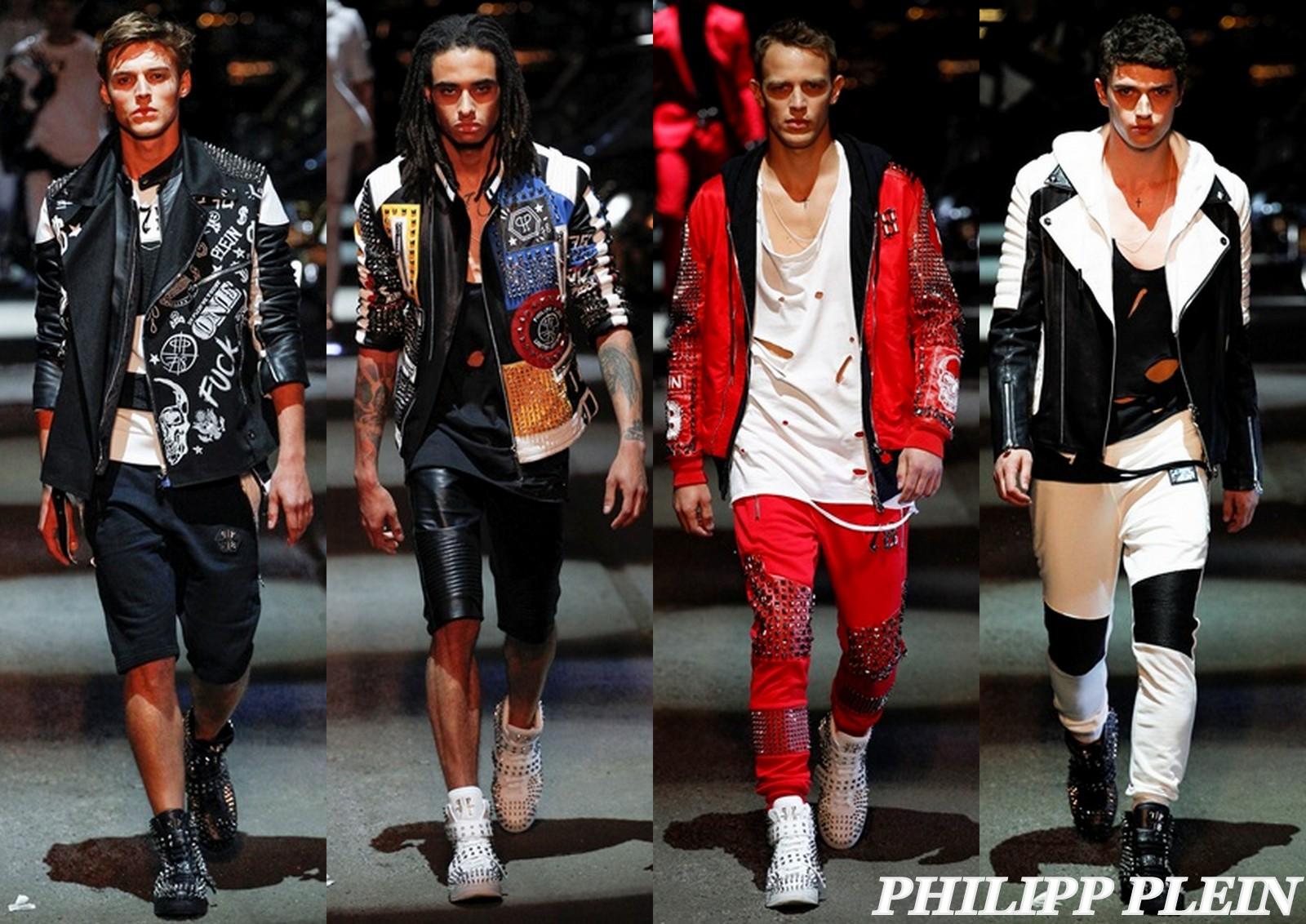 Philipp Plein , Milan Fashion Week , SS16