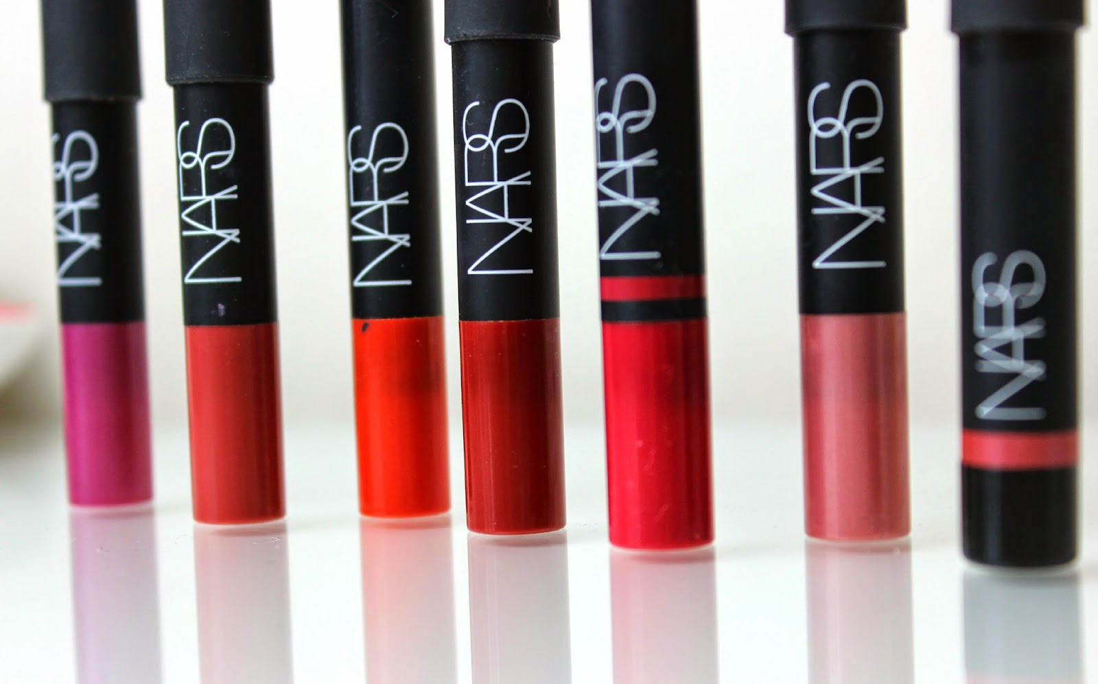 A picture of NARS Lip Pencil Collection