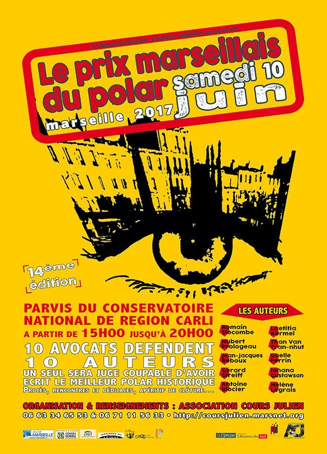 10 juin, Marseille