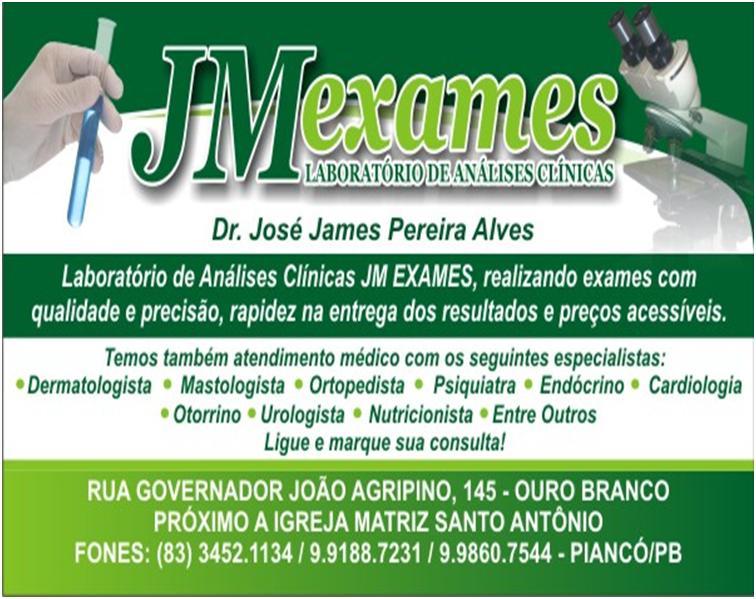 JM EXAMES