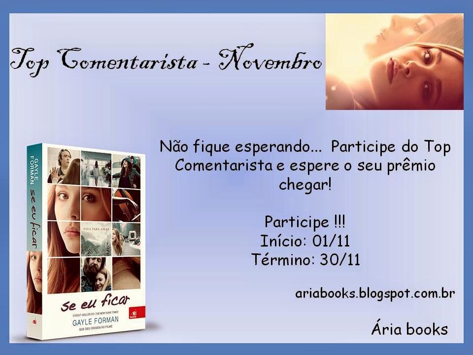 Link para Facebook: Top Comentarista - Novembro