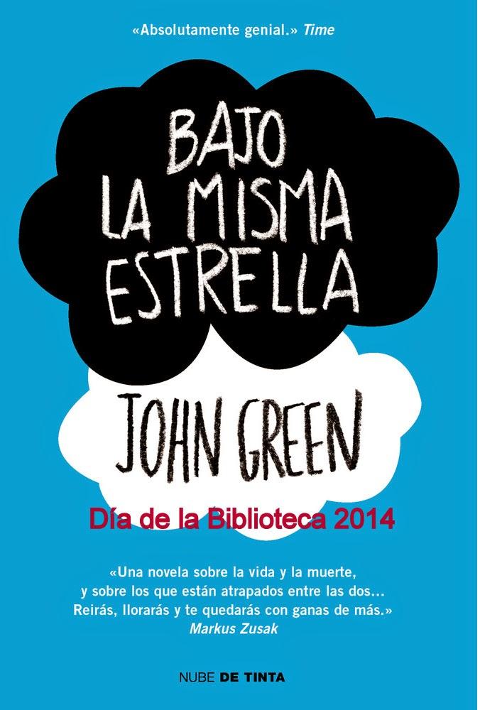 DÍA DE LA BIBLIOTECA, 24/10/ 2014