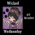 Proudly Designing for Wicked Wednesday ATC Challenge Blog