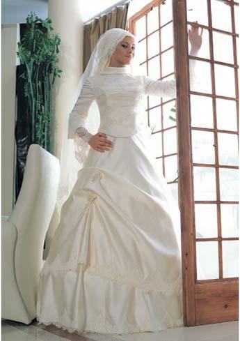 Pernikahan Impian: Konsep Gaun Pengantin Muslimah Modern Terbaru