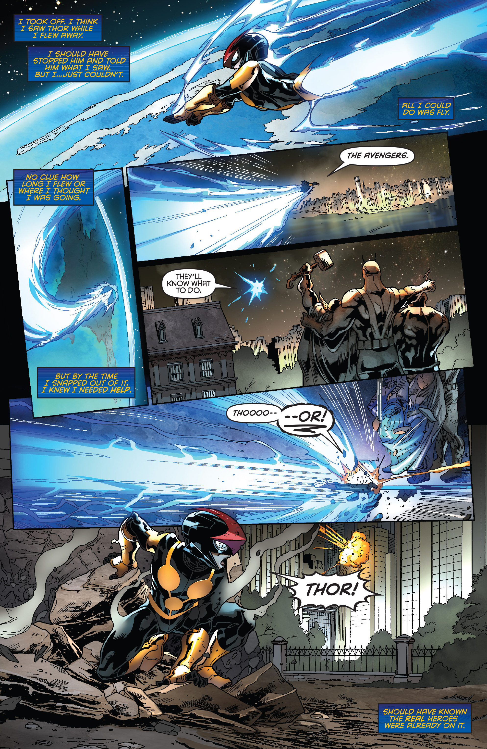Nova (2013) - Chapter  18 | pic 9