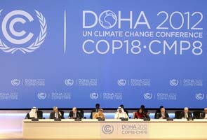 Arab nations , U.N. talks , Climate change, Environmental,  Qatar , U.N. Kyoto Protocol, Greenpeace Arab World Project, Gulf state