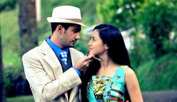 Reza Rahardian dan Pevita Perace di dalam Film Tenggelamnya Kapal Van Der Wijck dari Novel Buya Hamka.