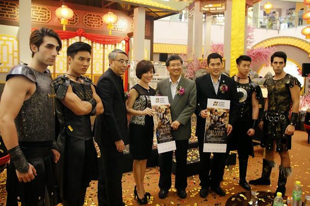 GSC IOI City Mall Putrajaya launch