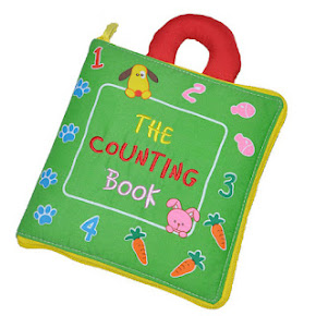 Cloth Book - The Counting Book