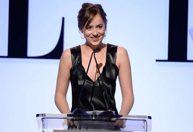 Dakota Johnson – 22nd Annual ELLE Women in Hollywood Awards in LA