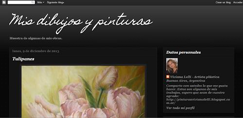 Mis dibujos y pinturas