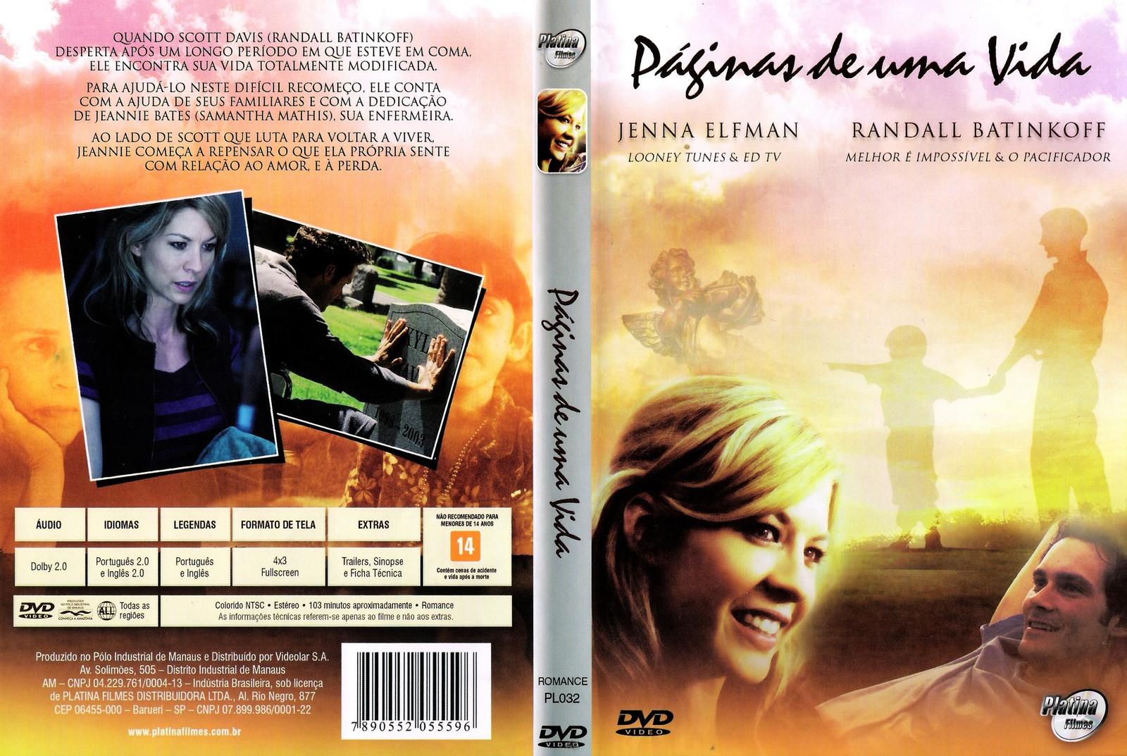 FILMES ONLINE: PÁGINAS DE UMA VIDA