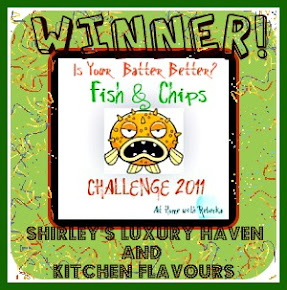 Fish and Chips, Challenge