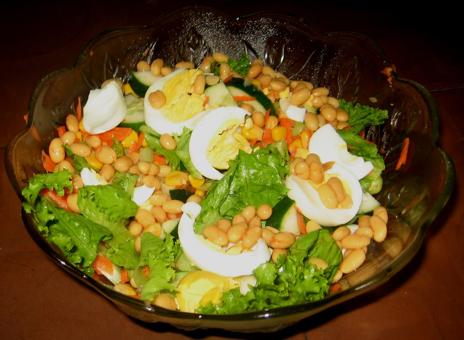 Image result for heavy salad recipes