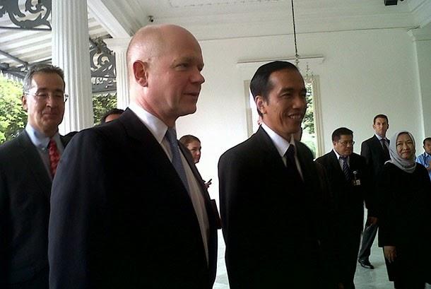 Pemerintah Zionis Israel Dukung Jokowi Jadi Presiden