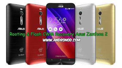 Root dan Install CWM Asus Zenfone 2 ZE551ML/Ze550ML