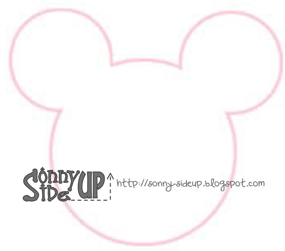 Sonny-Side Up: Josiah's Mickey Mouse Party- Invitations