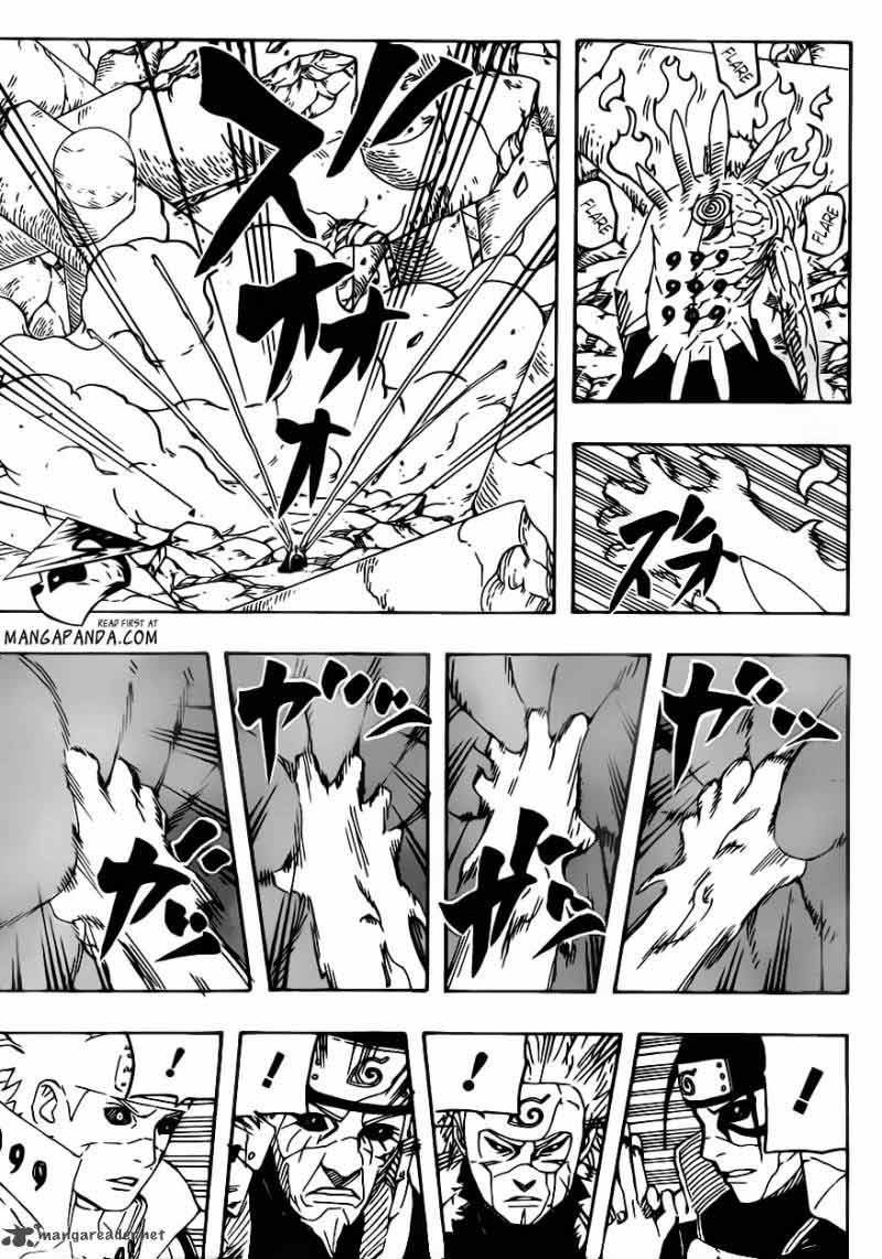 "Naruto Chapter 638 Bahasa Indonesia - ""Obito, Jinchuuriki Juubi"""