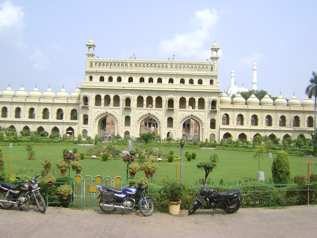 Full view of Bara Imambara wallpapers