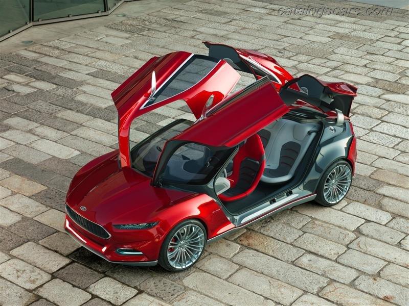 صور سيارة فورد Evos كونسبت 2012 - اجمل خلفيات صور عربية فورد Evos كونسبت 2012 -Ford Evos Concept Photos Ford-Evos-Concept-2012-16.jpg