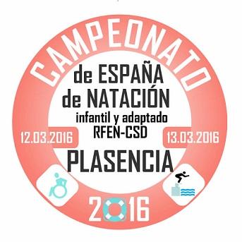 Cto. de España de Natación Infantil y Adaptado.