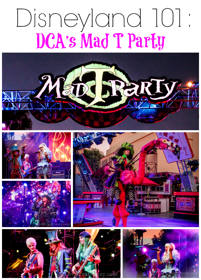 Everything you need to know about the Mad T Party at the Disneyland Resort