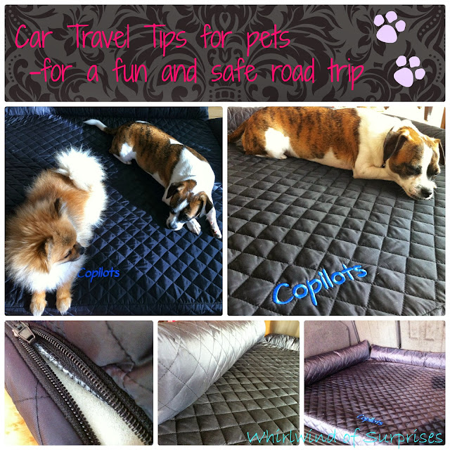 Pet SUV pad review