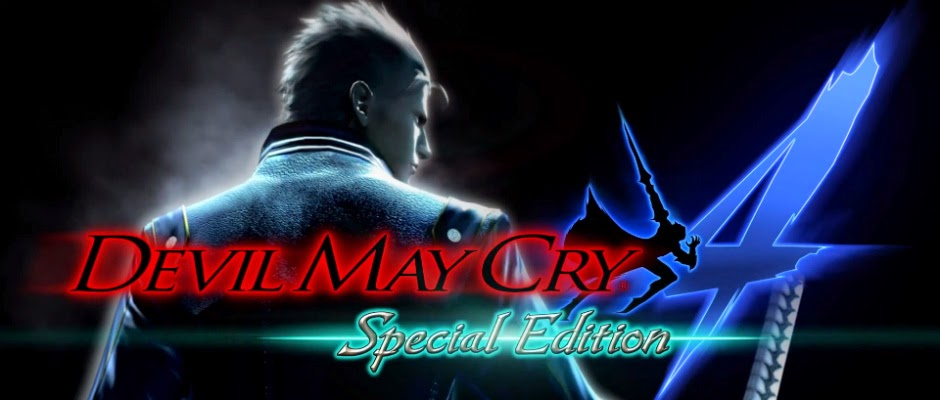 Devil May Cry 4 Special Edition Logo - We Know Gamers