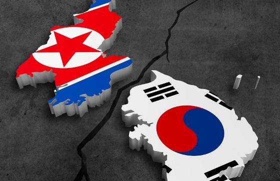 Coreia do Norte é ameaçada pela Coreia do Sul