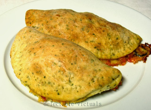 calzone easy recipe