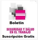 ==== Boletin gratuito =====